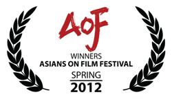 Asians On Film Awards – Spring 2012