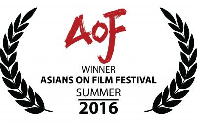 Asians on Film Festival of Shorts 2016 Summer Quarter Winners