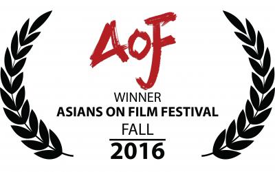 Asians on Film Festival of Shorts 2016 Fall Quarter Winners