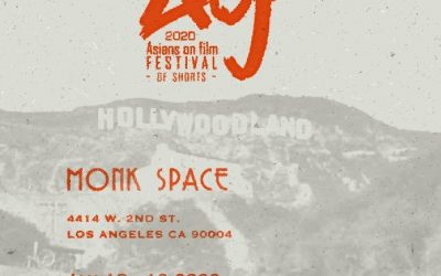 FESTIVAL SCHEDULE – Asians on Film Festival 2020
